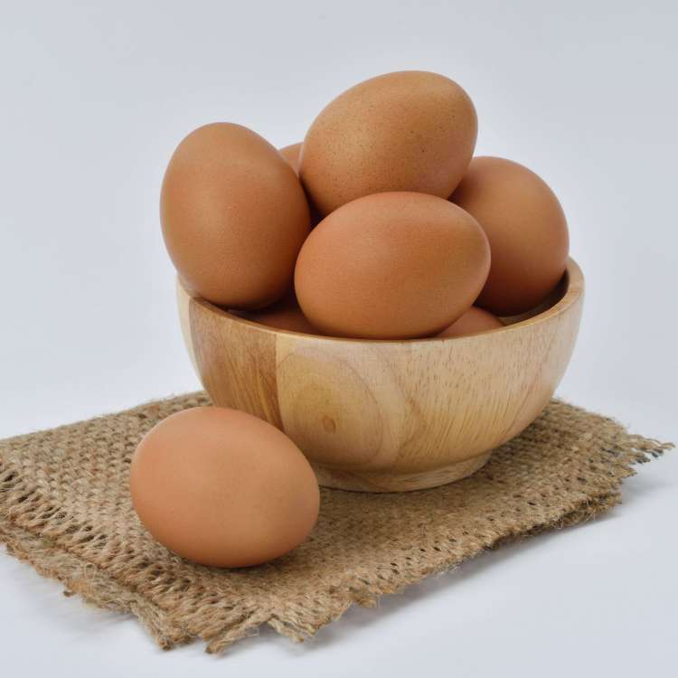 Dermatologists claim eggs can manage baldness