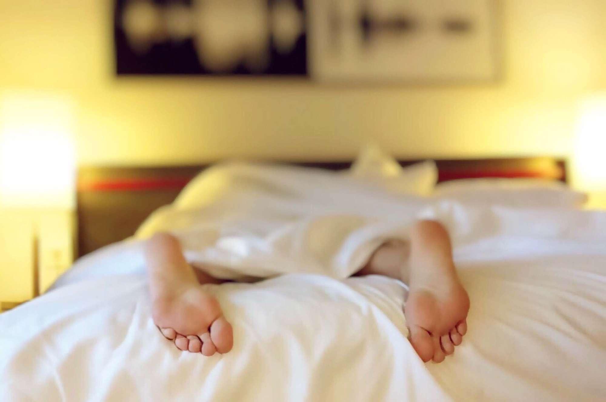 Want better sex? Go to sleep!
