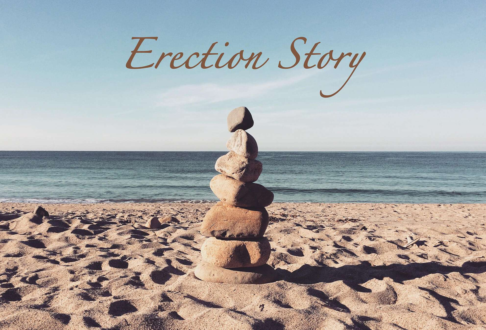 The erection story