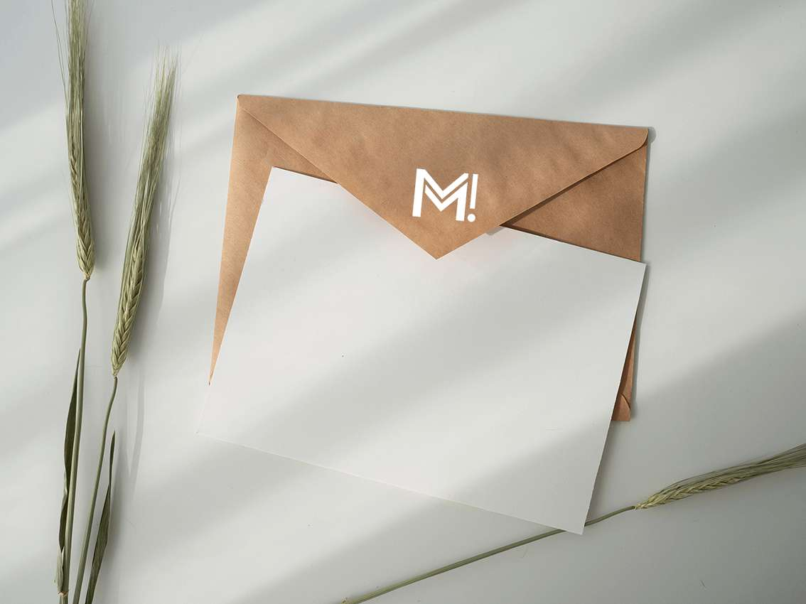 A letter from M!