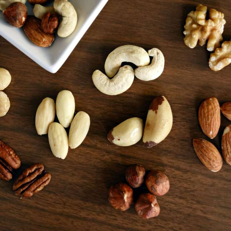 Eating more nuts may improve your sex life