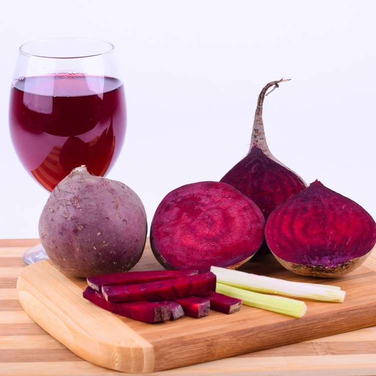 Boost your sex drive and get better erections with Beetroots