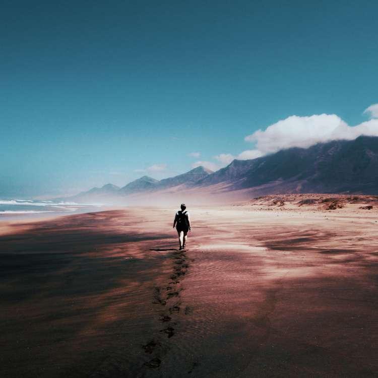 यह महान दृश्य है, चल रहा मनुष्य है